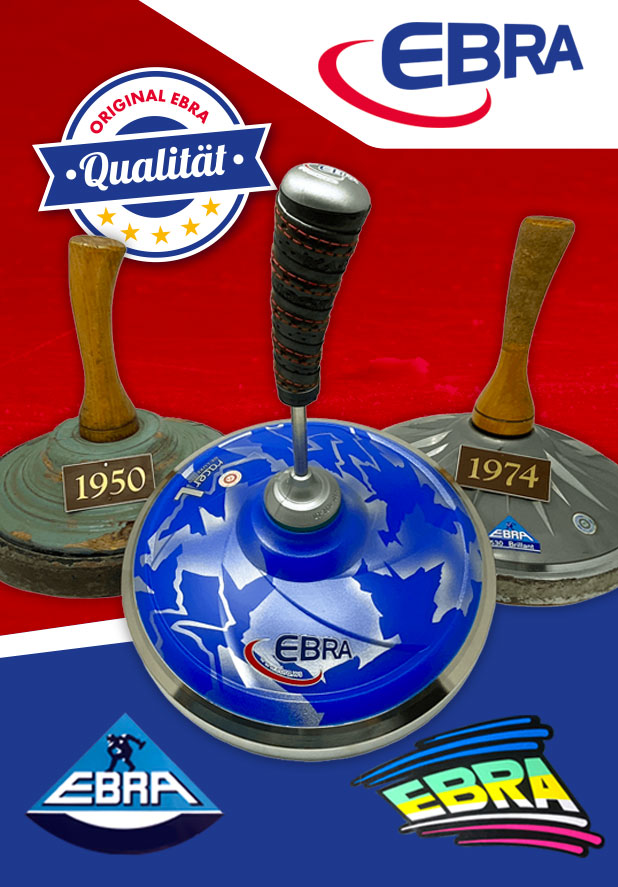 EBRA Qualität seit über 60 Jahren